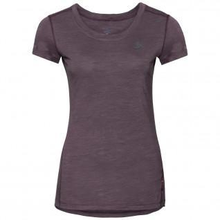 T-shirt Frau Odlo Technik Natürliches Licht