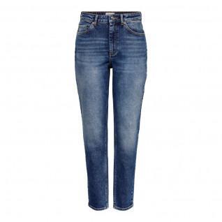 Jeans Frau Only Veneda Leben Mama
