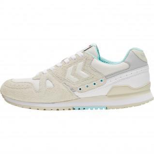 Schuhe Hummel marathona suede