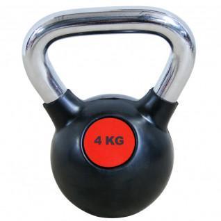 Kettlebell Leader Fit schwarz 4kg