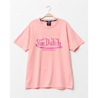Damen-T-Shirt Von Dutch Alexis
