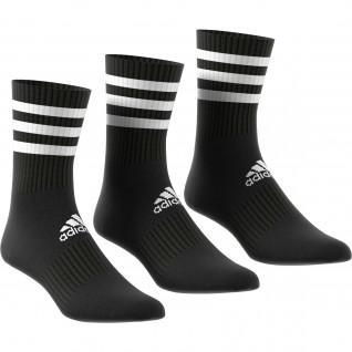 adidas 3-Streifen gepolsterte 3-Paar Socken