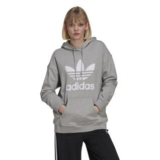Sweatshirt Frau adidas Classics Trefoil