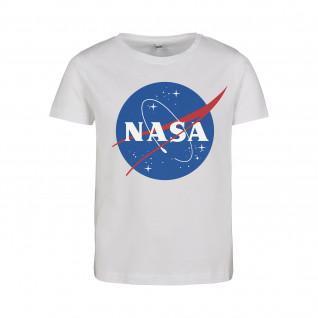 Junior-T-Shirt Mister Tee nasa insignia