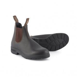 Blundstone Stout Braun Original Schuhe