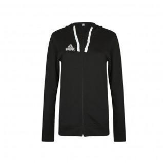 Peak zip elite Damen Sweatshirt