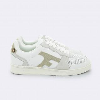 Frauen Schuhe Faguo Haselnuss Leder