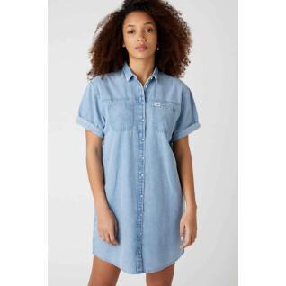 Wrangler Frau Denim Shirt