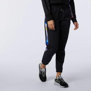New Balance Leichtathletik gewebte Hose